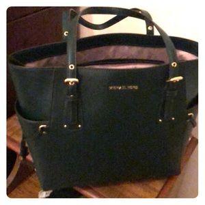 Michael Kors Green handbag